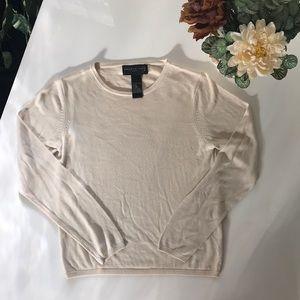 August Silk 100% Silk Sweater